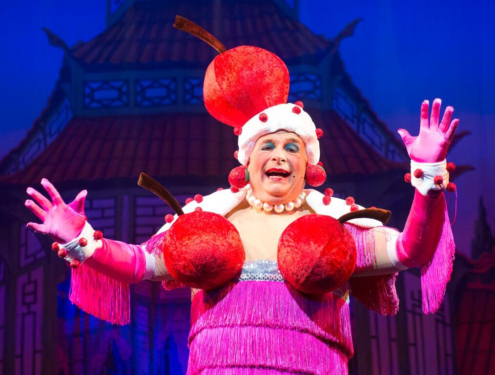 Christopher-Biggins-Review-Pantomime-2015-Nottingham-Theatre-Royal